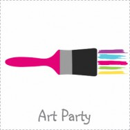 Art Party Theme