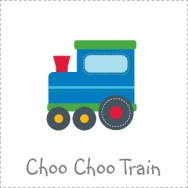 transportation choo choo train boy birthday theme