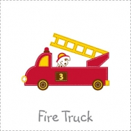 fire truck firetruck fire engine boy birthday theme