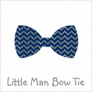 Little Man Bowtie Baby Shower