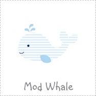 mod whale nautical theme