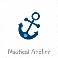 Nautical Anchor Baby Shower