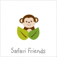 safari friends theme