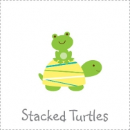 stacked turtle theme